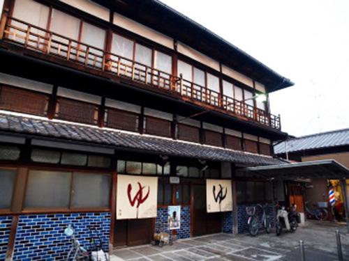 京都 銭湯 タトゥー OK