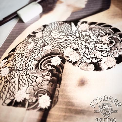 dragon-shitae
