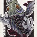 tattoodesign koifish