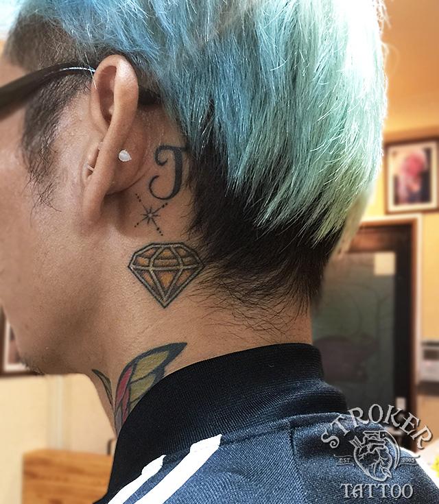 耳裏ダイアモンド