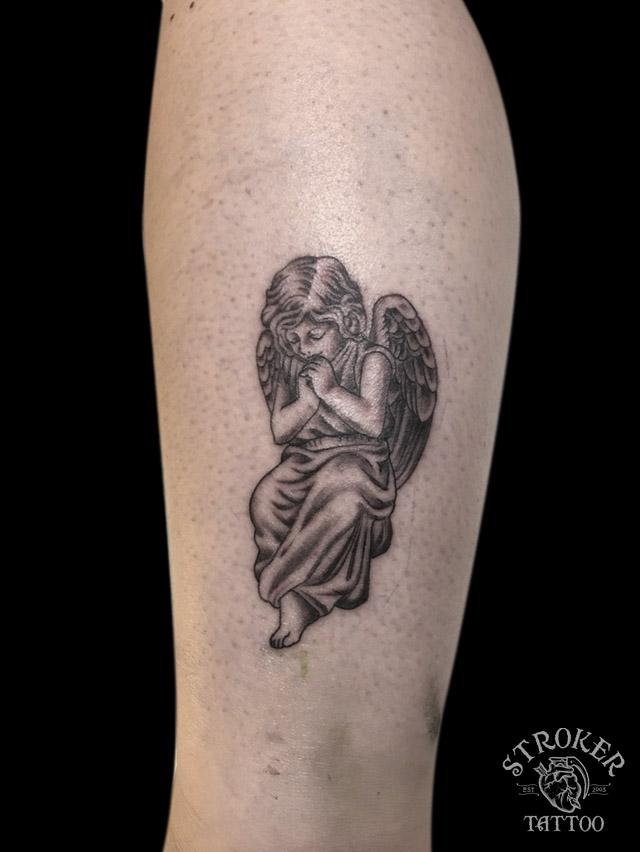 天使のペアタトゥー2