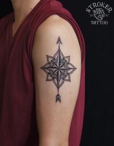 tribal1701-chi-nautical-compass