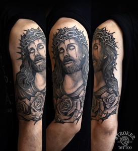 chi1609-JesusChristRose