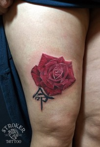 kyo1611-realistic-rose