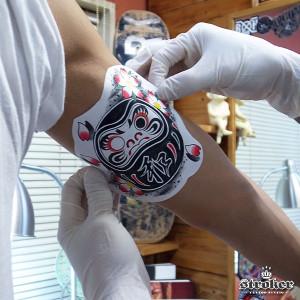 タトゥー施術の流れ