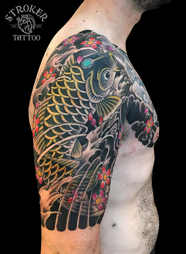 koi tattoo bangkok