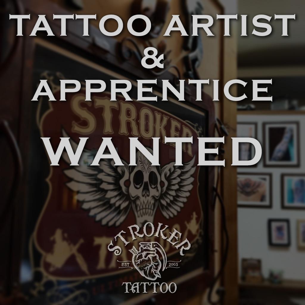 彫師募集、タトゥーアシスタント募集