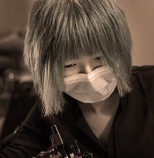 東京町田/女性彫師Ayakaタトゥーギャラリー