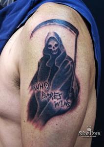 shun156-who-dares-wins