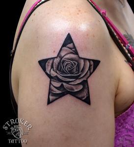 shun1607-rose&star