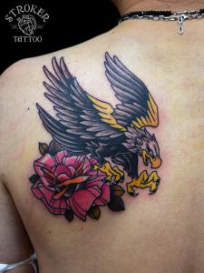 shun1701-EAGLE&FLOWER